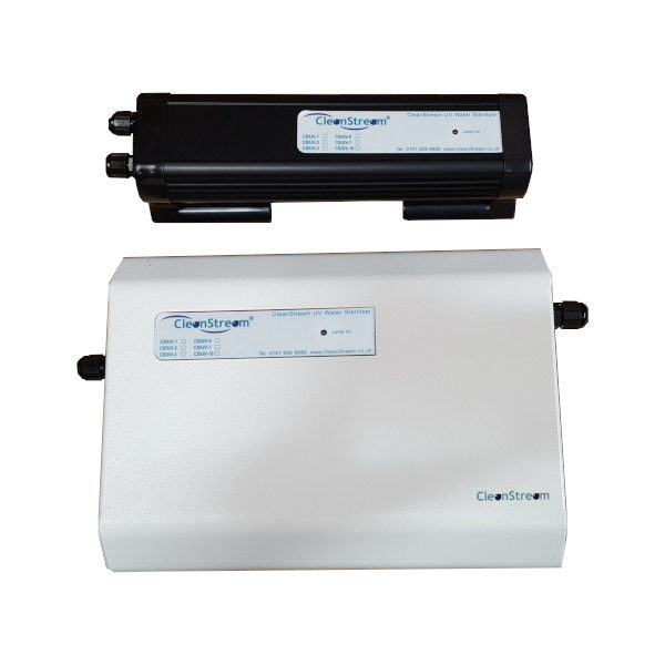 Cleanstream UV control boxes