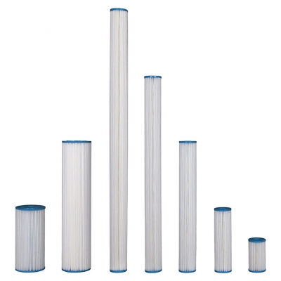 Cleanstream pleated filters